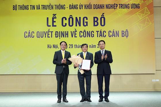 Vietnam Post có chủ tịch mới ảnh 1
