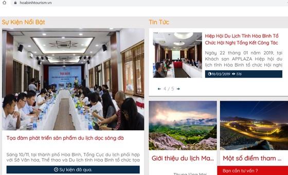 Ra mắt hệ thống du lịch thông minh tỉnh Hòa Bình ảnh 2