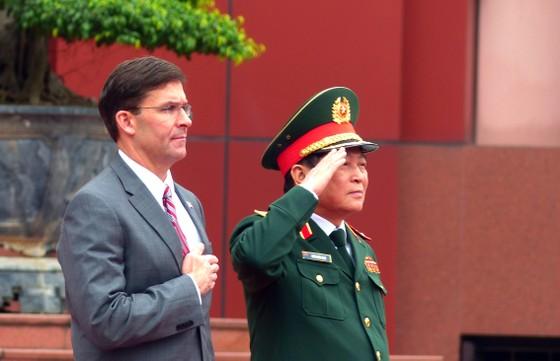 Hợp tác quốc phòng Việt Nam - Hoa Kỳ đang phát triển tích cực, đạt hiệu quả thiết thực ảnh 3