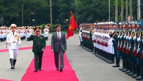 Hợp tác quốc phòng Việt Nam - Hoa Kỳ đang phát triển tích cực, đạt hiệu quả thiết thực ảnh 2