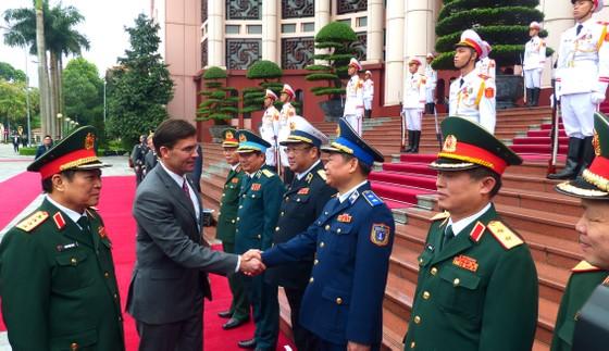 Hợp tác quốc phòng Việt Nam - Hoa Kỳ đang phát triển tích cực, đạt hiệu quả thiết thực ảnh 4
