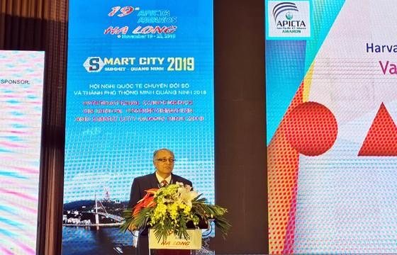 Việt Nam hướng tới xây dựng thành phố thông minh với những công nghệ mới ảnh 3