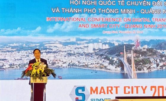 Việt Nam hướng tới xây dựng thành phố thông minh với những công nghệ mới ảnh 1