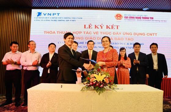 Hệ sinh thái vnEdu của VNPT giúp chuyển đổi số ngành Giáo dục Việt Nam ảnh 1