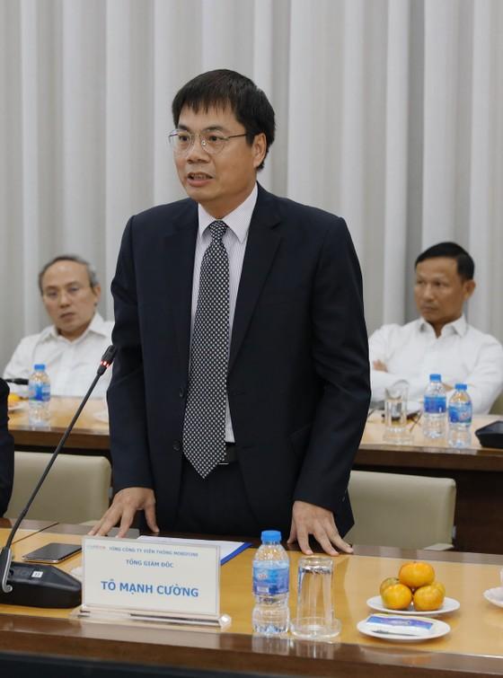 Phó Tổng Giám đốc VNPT được bổ nhiệm làm Tổng Giám đốc MobiFone ảnh 2