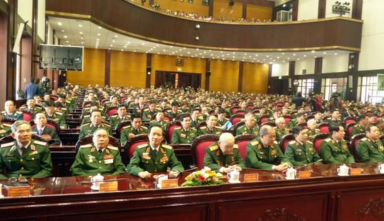 Hội Cựu chiến binh Việt Nam là chỗ dựa vững chắc của Đảng, Nhà nước và Nhân dân ảnh 1