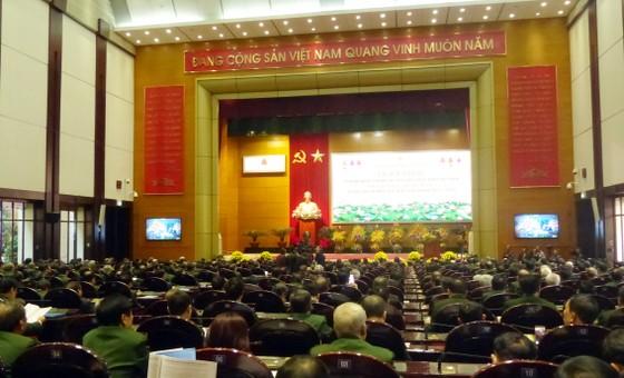 Hội Cựu chiến binh Việt Nam là chỗ dựa vững chắc của Đảng, Nhà nước và Nhân dân ảnh 5