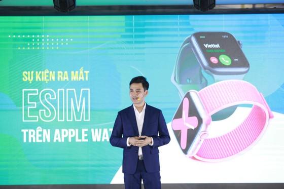 Viettel chính thức cung cấp eSim trên Apple Watch ảnh 2