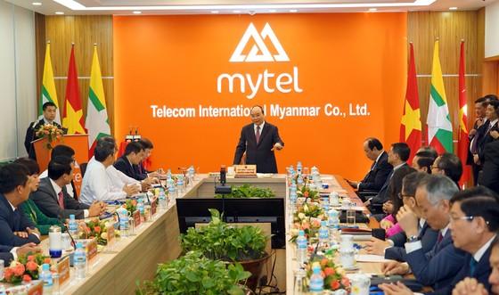 Viettel đã đưa những công nghệ tiên tiến, hiện đại nhất sang đầu tư và chuyển giao tại Myanmar ảnh 1