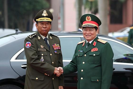 Khẳng định sự gắn bó và hợp tác toàn diện giữa ba nước Việt Nam - Lào - Campuchia ảnh 7