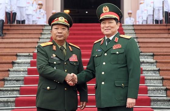 Khẳng định sự gắn bó và hợp tác toàn diện giữa ba nước Việt Nam - Lào - Campuchia ảnh 9