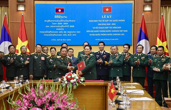 Khẳng định sự gắn bó và hợp tác toàn diện giữa ba nước Việt Nam - Lào - Campuchia ảnh 10