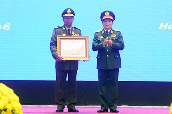 Khẳng định sự gắn bó và hợp tác toàn diện giữa ba nước Việt Nam - Lào - Campuchia ảnh 2