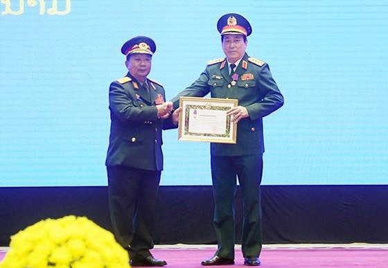 Khẳng định sự gắn bó và hợp tác toàn diện giữa ba nước Việt Nam - Lào - Campuchia ảnh 4