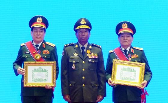 Khẳng định sự gắn bó và hợp tác toàn diện giữa ba nước Việt Nam - Lào - Campuchia ảnh 5