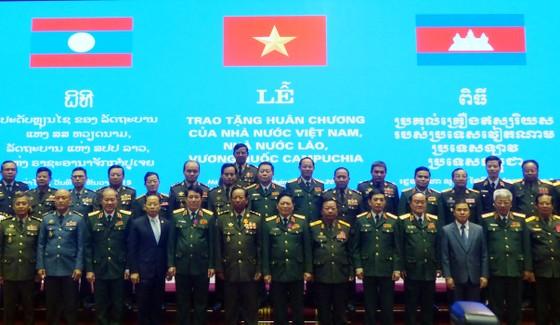 Khẳng định sự gắn bó và hợp tác toàn diện giữa ba nước Việt Nam - Lào - Campuchia ảnh 6