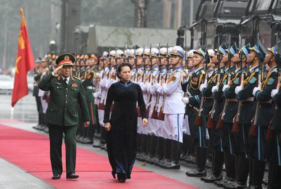 Thủ tướng Nguyễn Xuân Phúc: Tuyệt đối không để Tổ quốc bị động, bất ngờ ảnh 7