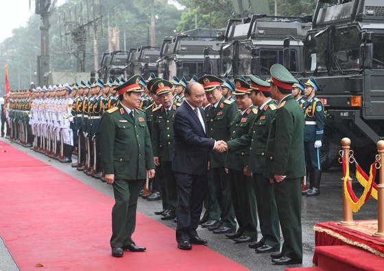 Thủ tướng Nguyễn Xuân Phúc: Tuyệt đối không để Tổ quốc bị động, bất ngờ ảnh 6