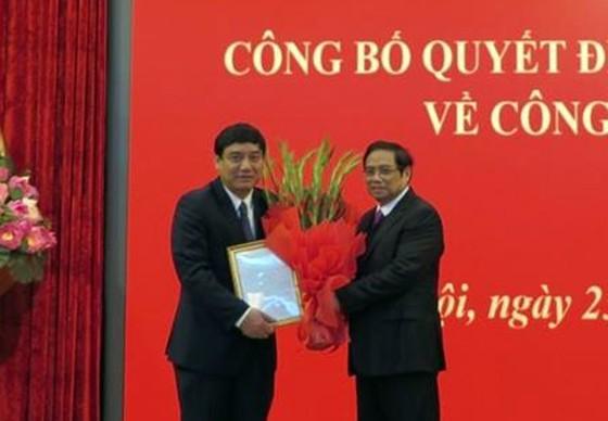Bí thư Tỉnh ủy Nghệ An Nguyễn Đắc Vinh được điều động giữ chức Phó Chánh Văn phòng Trung ương Đảng ảnh 2