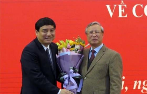 Bí thư Tỉnh ủy Nghệ An Nguyễn Đắc Vinh được điều động giữ chức Phó Chánh Văn phòng Trung ương Đảng ảnh 1
