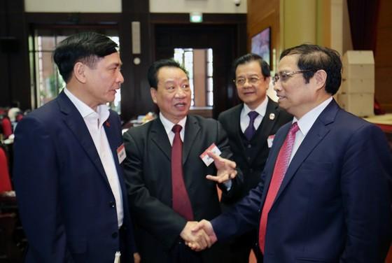 Người tham gia cấp ủy nhiệm kỳ tới phải đặt lợi ích của Đảng, của Nhân dân trên hết   ảnh 2