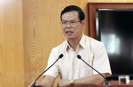 Bộ Chính trị cảnh cáo đồng chí Hoàng Trung Hải và khiển trách đồng chí Triệu Tài Vinh ảnh 2