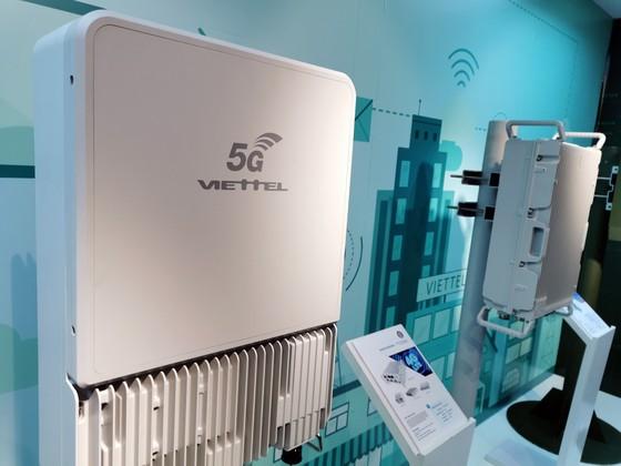 """Cuộc gọi video đầu tiên trên thiết bị mạng 5G """"Make in Vietnam - Made by Viettel"""" ảnh 1"""