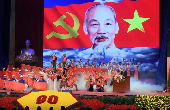 Mít tinh trọng thể kỷ niệm 90 năm Ngày thành lập Đảng Cộng sản Việt Nam ảnh 2