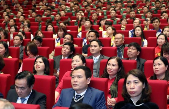 Mít tinh trọng thể kỷ niệm 90 năm Ngày thành lập Đảng Cộng sản Việt Nam ảnh 6