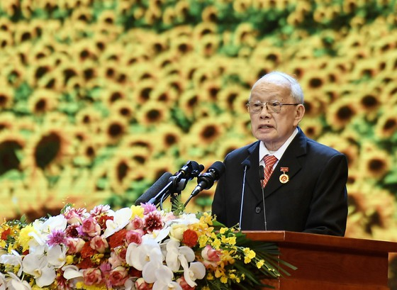 Mít tinh trọng thể kỷ niệm 90 năm Ngày thành lập Đảng Cộng sản Việt Nam ảnh 7