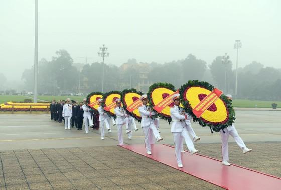 Mít tinh trọng thể kỷ niệm 90 năm Ngày thành lập Đảng Cộng sản Việt Nam ảnh 9