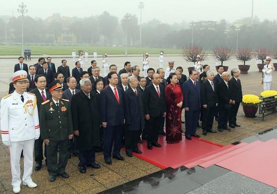 Mít tinh trọng thể kỷ niệm 90 năm Ngày thành lập Đảng Cộng sản Việt Nam ảnh 10