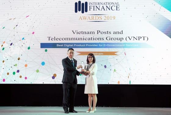 VNPT giành cú đúp giải thưởng quốc tế ở lĩnh vực số ảnh 1