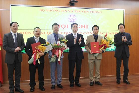 Ông Nguyễn Thanh Lâm giữ chức Cục trưởng Cục Báo chí ảnh 3