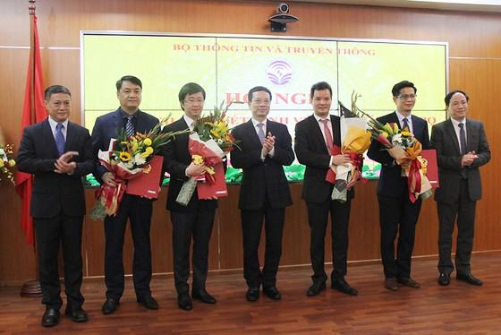 Ông Nguyễn Thanh Lâm giữ chức Cục trưởng Cục Báo chí ảnh 2