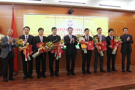Ông Nguyễn Thanh Lâm giữ chức Cục trưởng Cục Báo chí ảnh 1