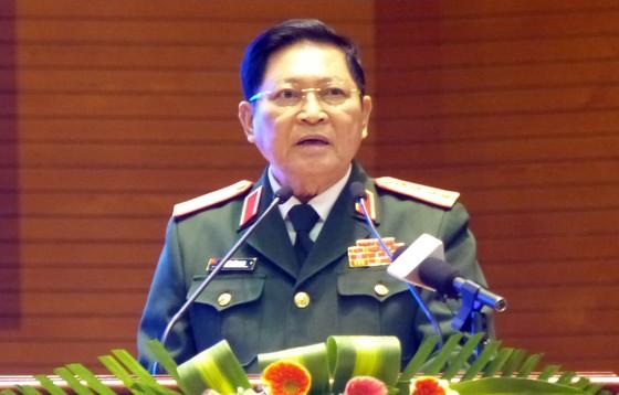 Khẳng định mối quan hệ hữu nghị vĩ đại Việt - Lào 'rắn hơn thép, vững như đồng' ảnh 5
