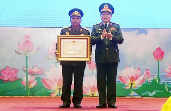 Khẳng định mối quan hệ hữu nghị vĩ đại Việt - Lào 'rắn hơn thép, vững như đồng' ảnh 2