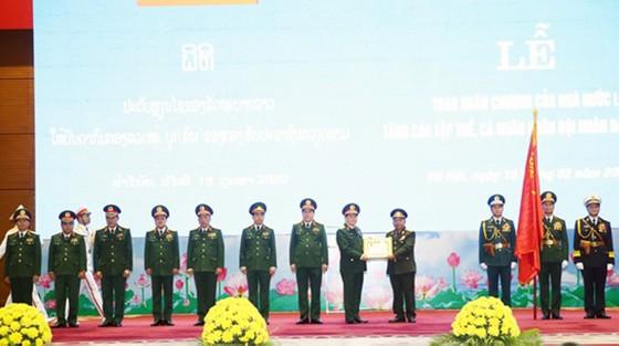 Khẳng định mối quan hệ hữu nghị vĩ đại Việt - Lào 'rắn hơn thép, vững như đồng' ảnh 3