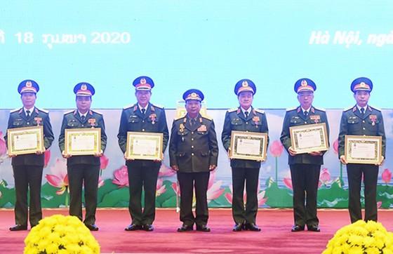Khẳng định mối quan hệ hữu nghị vĩ đại Việt - Lào 'rắn hơn thép, vững như đồng' ảnh 4