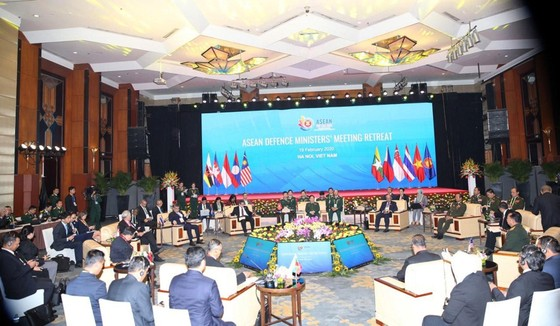 Tăng cường hợp tác chiến lược về quốc phòng - an ninh trong khối ASEAN ảnh 3