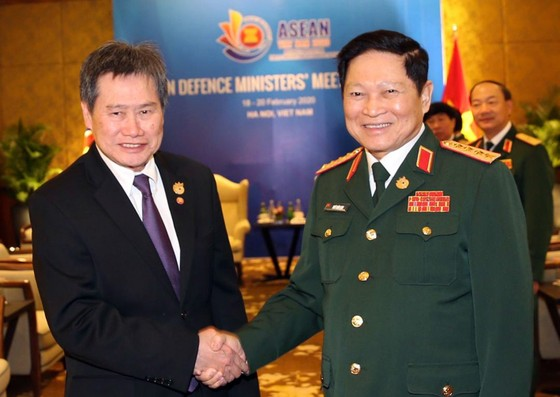 Tăng cường hợp tác chiến lược về quốc phòng - an ninh trong khối ASEAN ảnh 4