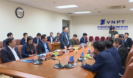 Tập đoàn VNPT cùng Phú Thọ thúc đẩy xây dựng Chính quyền điện tử ảnh 1