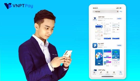 Tiêu dùng thông minh và an toàn với VNPT Pay ảnh 1