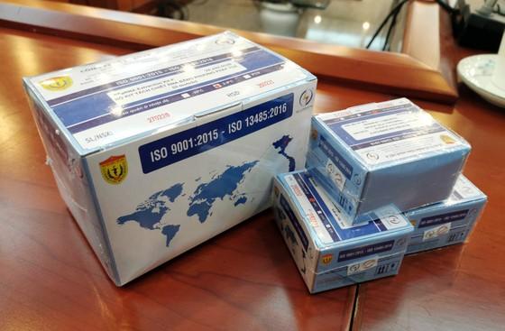 Bộ kít xét nghiệm nhanh Covid-19 của Việt Nam được phép xuất khẩu sang châu Âu ảnh 1