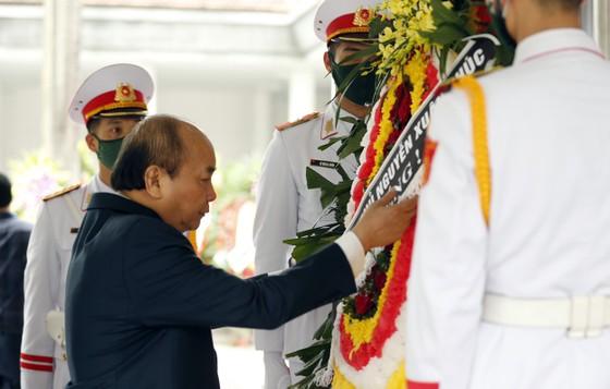 Cử hành trọng thể lễ tang nguyên Phó trưởng Ban Tổ chức Trung ương Nguyễn Đình Hương ảnh 1