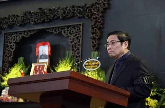 Cử hành trọng thể lễ tang nguyên Phó trưởng Ban Tổ chức Trung ương Nguyễn Đình Hương ảnh 5