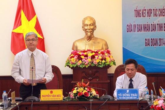 Bến Tre tiếp tục lựa chọn VNPT để hoàn thiện chính quyền điện tử, hướng tới chính quyền số ảnh 1