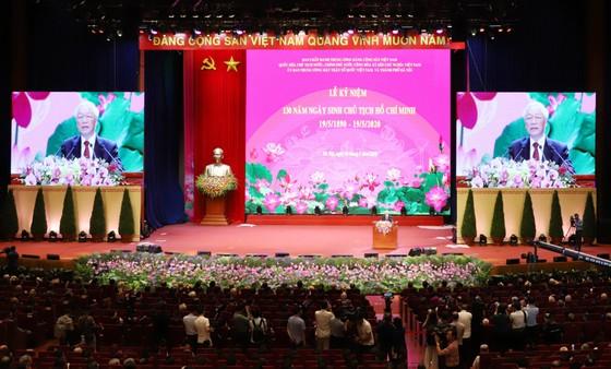 Tổ chức trọng thể Lễ kỷ niệm 130 năm Ngày sinh Chủ tịch Hồ Chí Minh ảnh 10