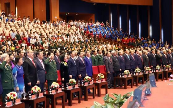 Tổ chức trọng thể Lễ kỷ niệm 130 năm Ngày sinh Chủ tịch Hồ Chí Minh ảnh 8